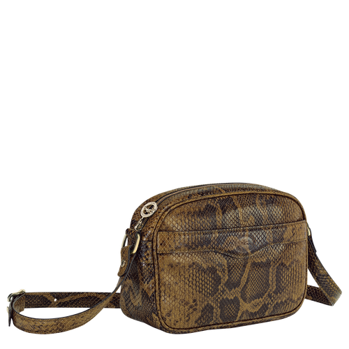 Crossbody bag S, Bronze - View 2 of  3 -