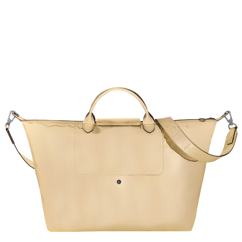 Travel bag L, Pale Gold - View 3 of 3 -