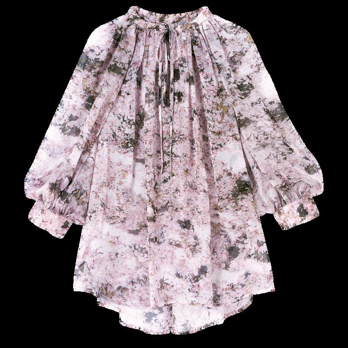 Collection Printemps/Été 2021 Blouse, Pale pink