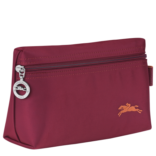 Pouch, Garnet red - View 2 of  3 -