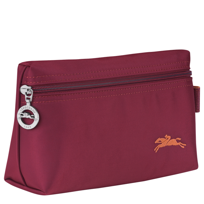 Pouch, Garnet red - View 2 of  3 - zoom in