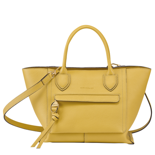 Top handle bag M, Yellow - View 1 of 3 -