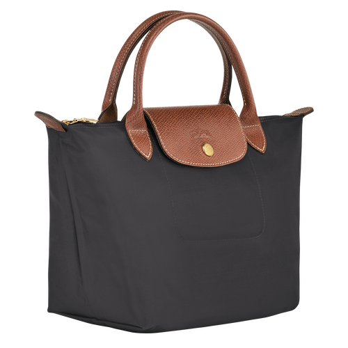 Le Pliage Original Top handle bag S, Gun Metal