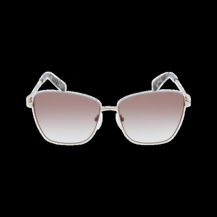 眼鏡 太陽眼鏡, 金色/蔚藍色