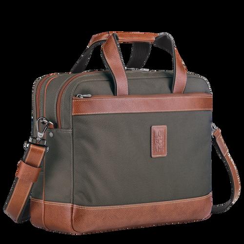 Boxford Briefcase L, Brown