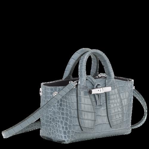 Top handle bag XS, Sage - View 3 of  4 -