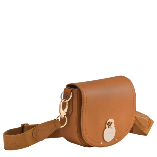 Crossbody bag, Natural, hi-res - View 2 of 3