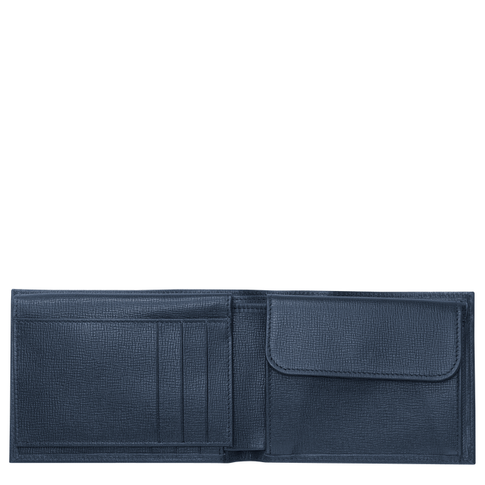 Wallet, Navy - View 2 of  2 - zoom in