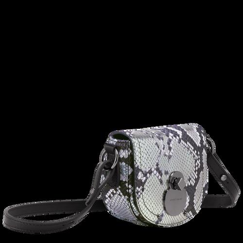 Crossbody bag XS, Platinum, hi-res - View 2 of 3