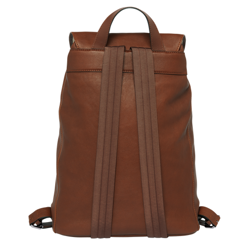 Backpack L, Cognac - View 3 of  3 -
