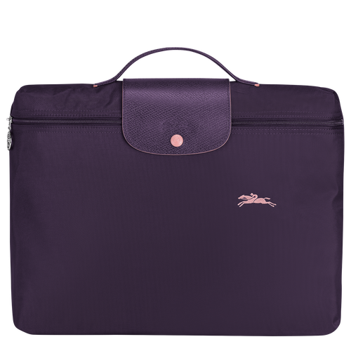 Briefcase S, Bilberry - View 1 of  5 -