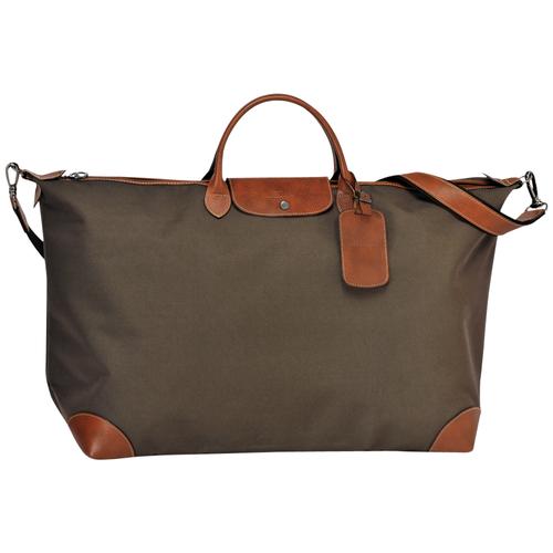 View 1 of Travel bag XL, Brown, hi-res