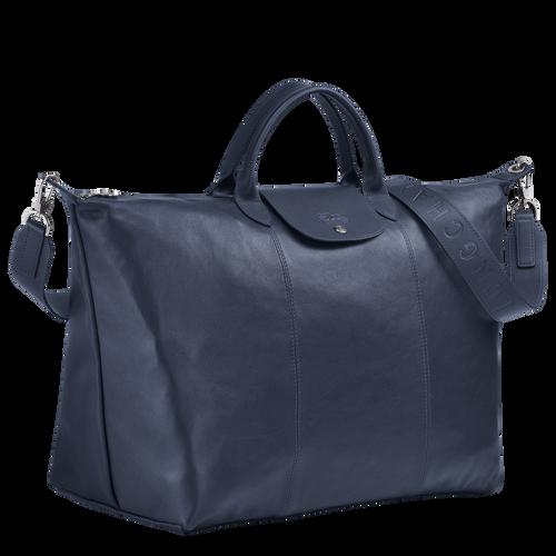 旅行袋 L, 海軍藍色, hi-res - View 2 of 3