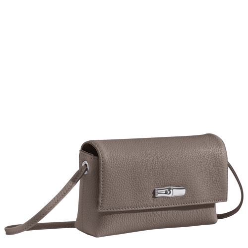 Pouch, Grey - View 2 of 3 -