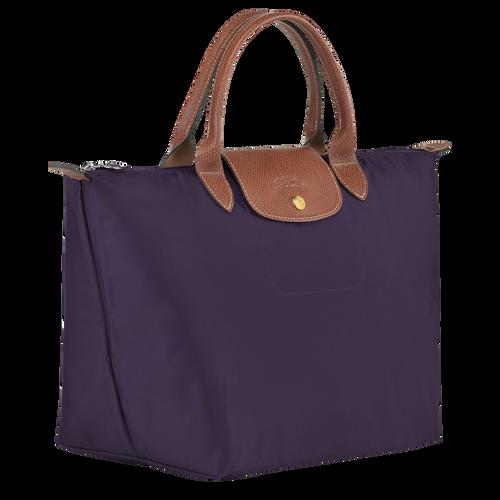 Le Pliage 原創系列 手提包 M, 藍莓色
