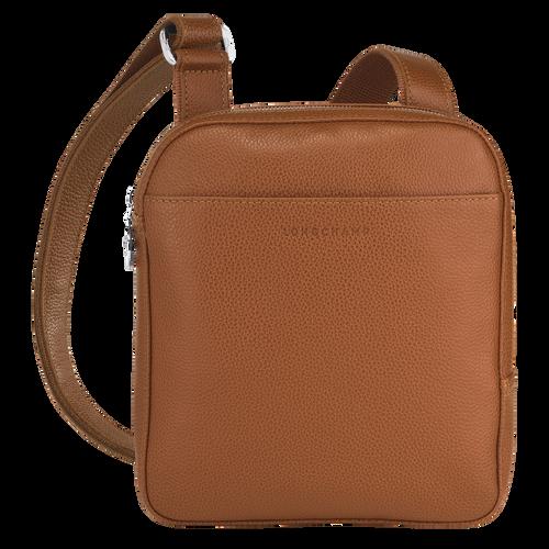 Crossbody bag, Caramel, hi-res - View 1 of 3