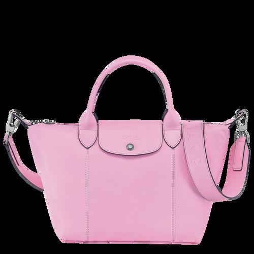 Top handle bag, Pink, hi-res - View 1 of 3