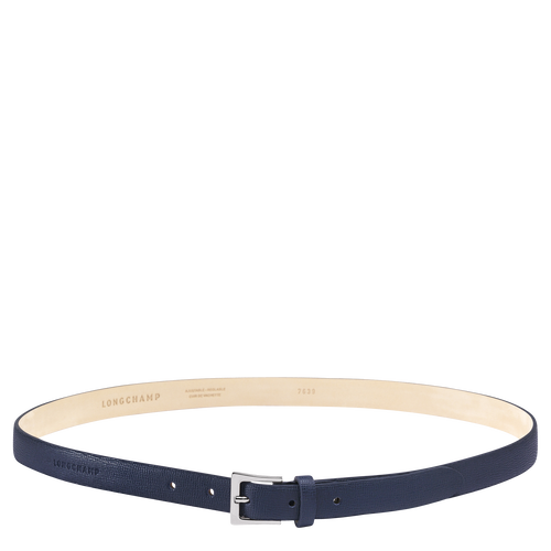 View 1 of Ladies' belt, 006 Navy, hi-res