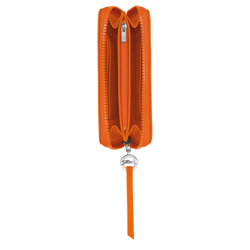 Compact wallet, Orange, hi-res - View 2 of 2