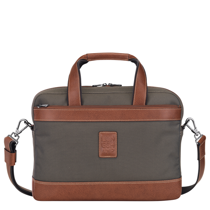 Briefcase S, Brown - View 1 of  3 - zoom in