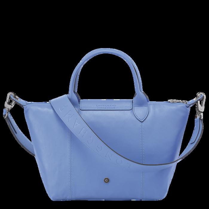 Top handle bag, Blue, hi-res - View 3 of 3