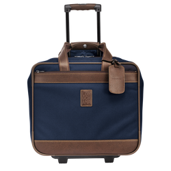 Wheeled suitcase, 127 Blue, hi-res