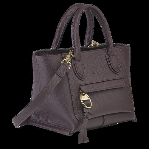 Handtasche S, Aubergine - Ansicht 2 von 4 -