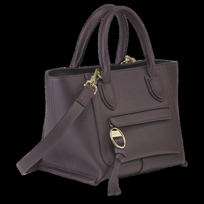 Handtasche S, Aubergine - Ansicht 2 von 4 - Zoom vergrößern
