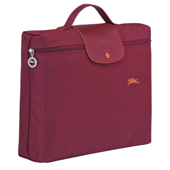Briefcase S, Garnet red - View 2 of 6 - zoom in