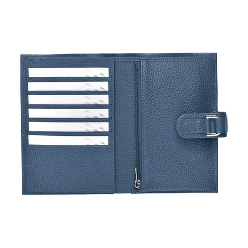 Compact wallet, 729 Pilot blue, hi-res