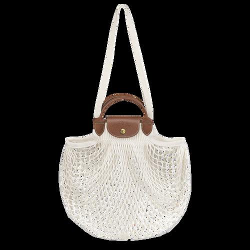 Top handle bag, Ecru - View 1 of 3 -