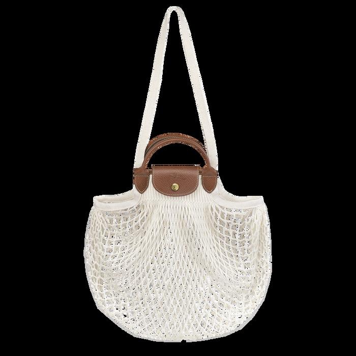 Top handle bag, Ecru - View 1 of 3 - zoom in