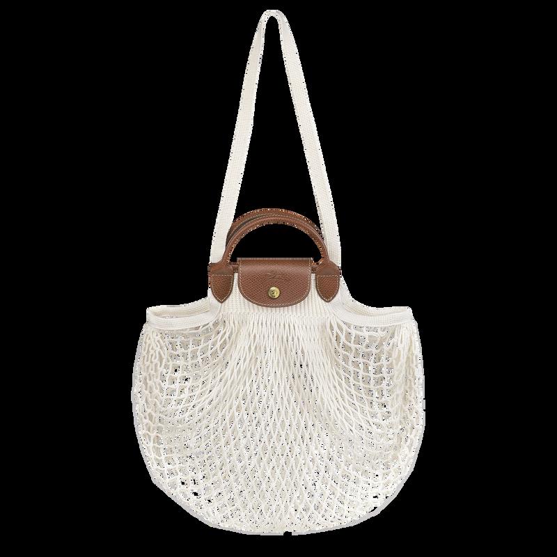 Top handle bag, Ecru - View 1 of  3.0 - zoom in