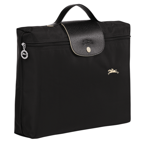 Briefcase S, Black - View 2 of  5 -