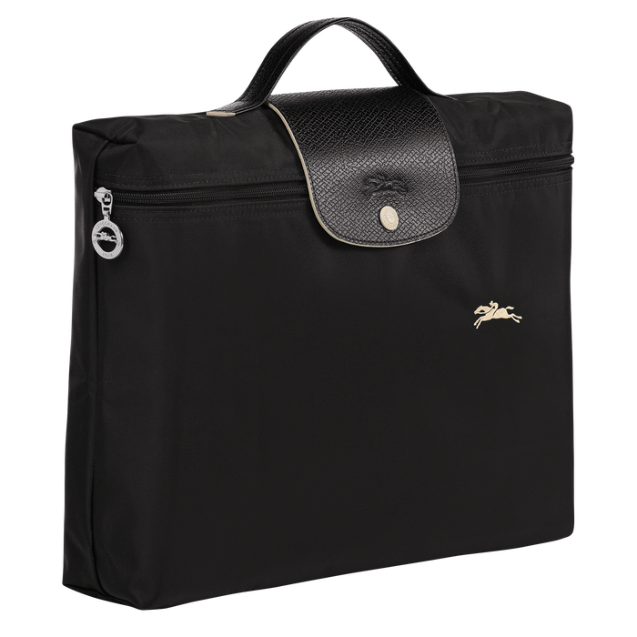 Briefcase S, Black - View 2 of  5 - zoom in