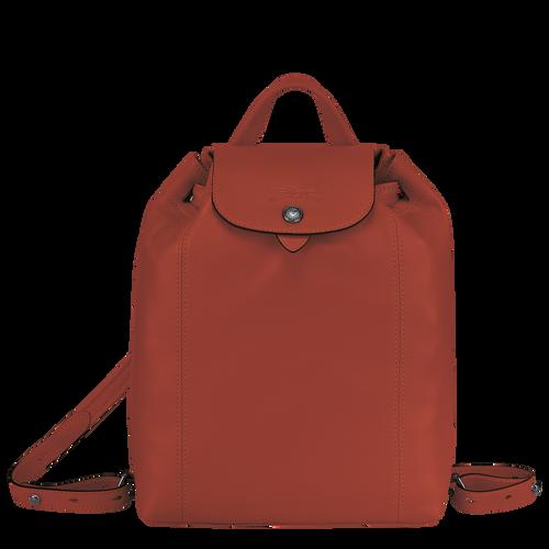 Backpack Le Pliage Cuir Sienna (10089757003) | Longchamp US