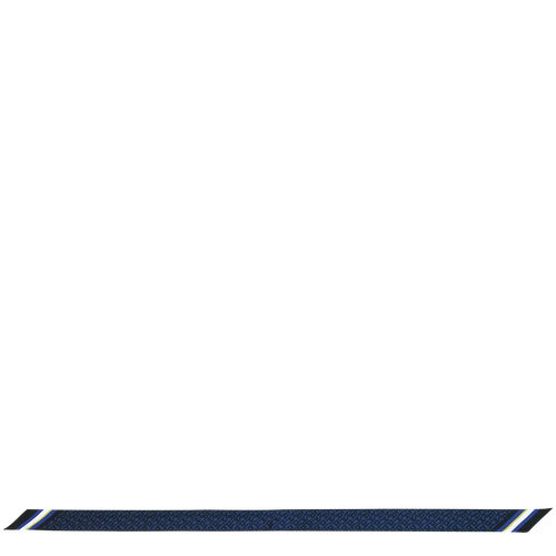 2021 가을겨울 컬렉션 실크 리본, 블랙 / 네이비