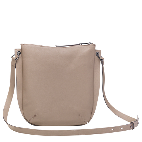 Crossbody bag, Brown, hi-res - View 3 of 3