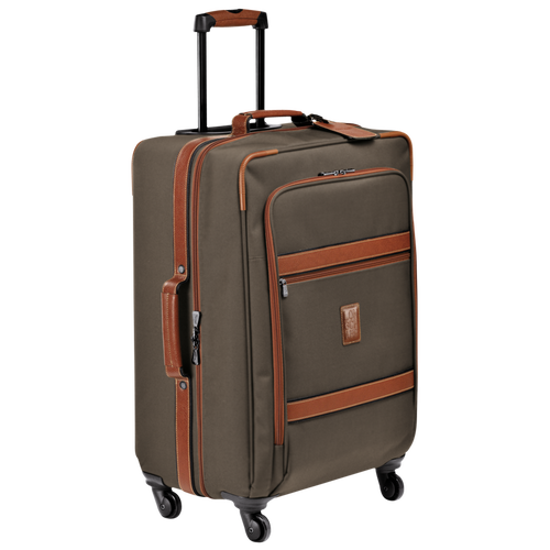 Suitcase M, Brown - View 2 of  3 -
