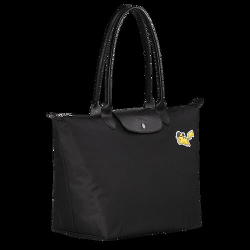 Shoulder bag L, Black/Ebony - View 2 of  3 -