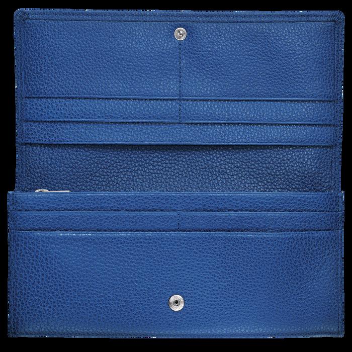 長型錢包, 藍寶石 - 查看 2 2 - 放大