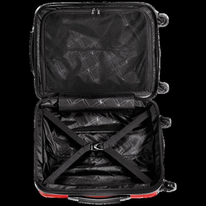 Koffer voor handbagage, Rood - Weergave 3 van  3 - Meer inzoomen.