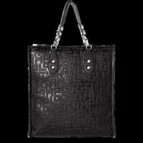 NS Tote bag, Black, hi-res - View 1 of 2