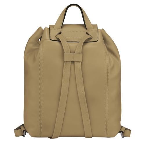 Backpack, Khaki - View 3 of  3 -