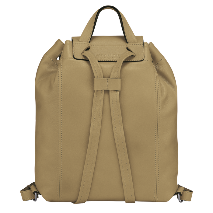 Backpack, Khaki - View 3 of  3 - zoom in