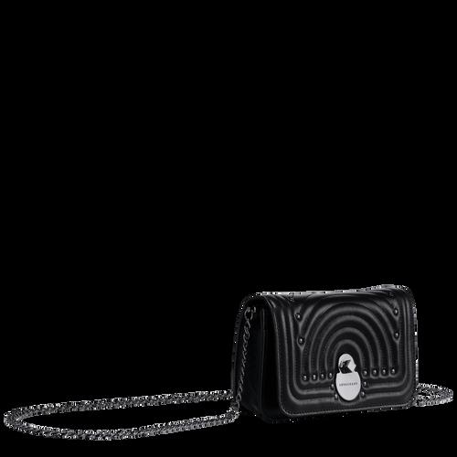 Vue 2 de Pochette chainette, Noir, hi-res