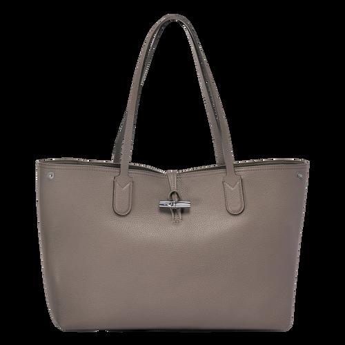 Shoulder  bag L, Grey - View 1 of  3 -