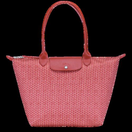 Sac porté épaule L Le Pliage Collection 2020 Bois de Rose (L1899313P13) |  Longchamp BE