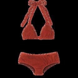 Swimsuit, 608 Vermilion, hi-res