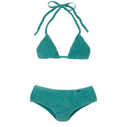 Swimsuit, D91 Emerald, hi-res